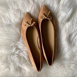 NWOB Talbots•Pointed Toe Flats